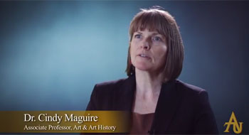 Cindy Maguire - Faculty Voices